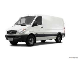 2012 Mercedes-Benz Sprinter Cargo Vans 2500 High Roof 170 WB in Lincolnwood, Illinois