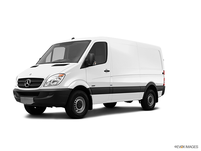 2012 Mercedes-Benz Sprinter Cargo Vans 3500 High Roof 144 WB Cargo DRW in Grapevine, TX