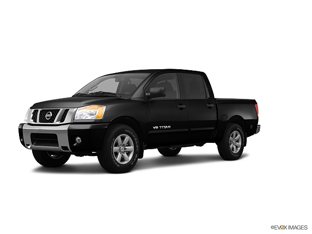2012 Nissan Titan SV in Austin, Texas