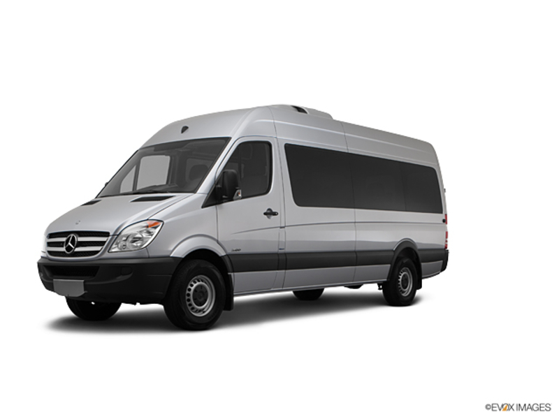 2012 Mercedes-Benz Sprinter Passenger Vans 2500 144 WB in Grapevine, TX