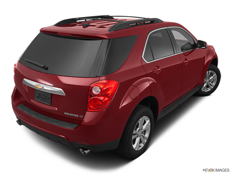 2012 Chevrolet Equinox SUBN in Cicero, New York