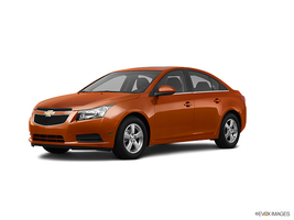 2012 Chevrolet Cruze 4DR SDN LT W/2LT in Cicero, New York