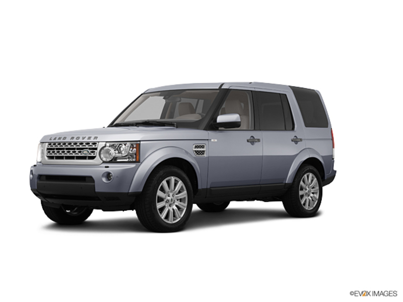 2012 Land Rover LR4 HSE in Austin, Texas