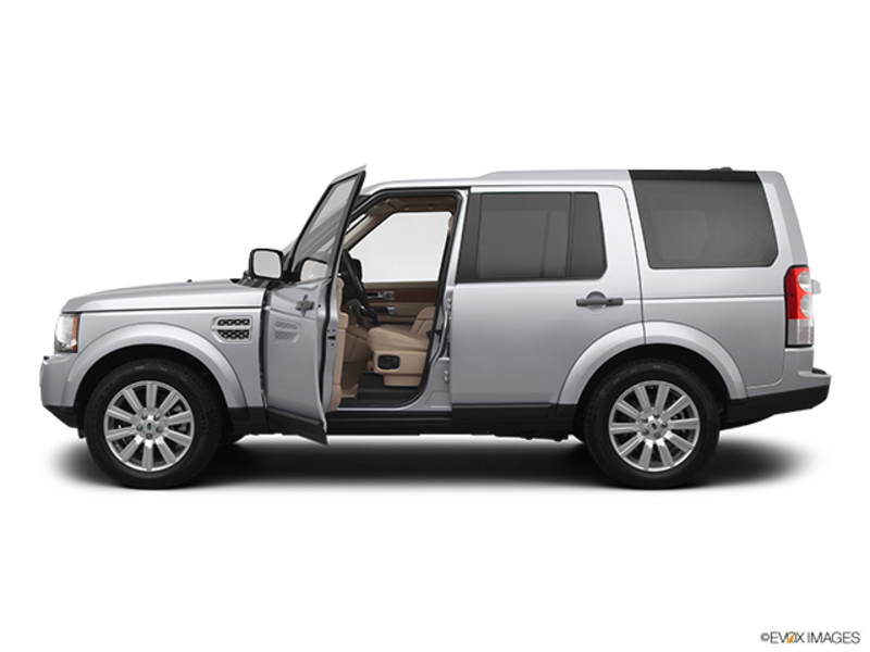 2012 Land Rover LR4 LUX in Austin, Texas