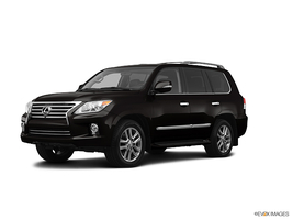 2013 Lexus LX 570 4WD 4DR in Cicero, New York