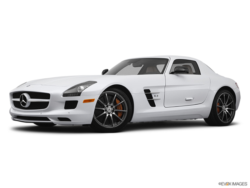 2012 Mercedes-Benz SLS AMG Base in Dallas, TX