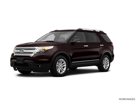 2013 Ford Explorer 4WD XLT in Central Square, New York