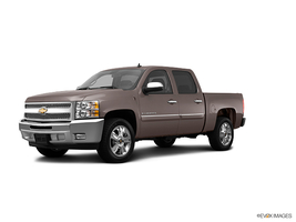 2013 Chevrolet Silverado 1500 4WD CREW CAB 143.5  LT in Cicero, New York