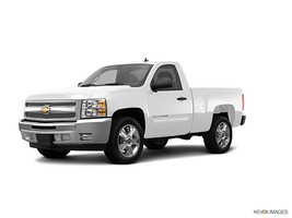 2013 Chevrolet Silverado 1500 4WD REG CAB 133.0  WORK T in Cicero, New York