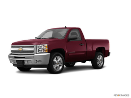 2013 Chevrolet Silverado 1500 4WD REG CAB 119.0  WORK T in Cicero, New York