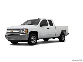 2013 Chevrolet Silverado 1500 4WD EXT CAB 143.5  WORK T in Cicero, New York