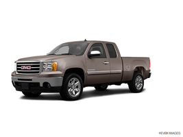 2013 GMC Sierra 1500 4WD EXT CAB 143.5  SLE in Cicero, New York
