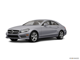 2013 Mercedes-Benz CLS-Class CLS550 in El Dorado Hills, California