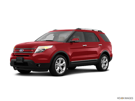 2013 Ford Explorer 4WD Limited in Central Square, New York