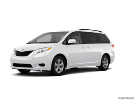 2013 Toyota Sienna LE in West Springfield, Massachusetts