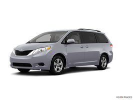 2013 Toyota Sienna 5dr 8-Pass Van V6 XLE FWD Leather and Moonroof in West Springfield, Massachusetts