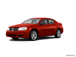 2013 Dodge Avenger SXT in Pampa, Texas