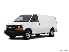 2013 Chevrolet Express Cargo Van AWD 1500 135 in Cicero, New York