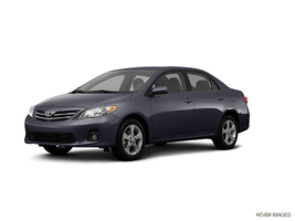 2013 Toyota Corolla 4dr Sdn Auto LE in West Springfield, Massachusetts