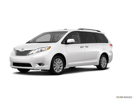 2013 Toyota Sienna XLE in West Springfield, Massachusetts