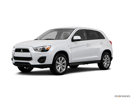 2013 Mitsubishi Outlander Sport AWD 4DR CVT ES in Cicero, New York
