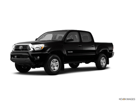 2013 Toyota Tacoma 4WD Double Cab V6 AT SR5 Pckg in West Springfield, Massachusetts