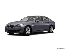 2013 BMW 5 Series 528i xDrive in North Canton, OH