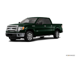 2013 Ford F-150 4x4 SuperCrew XLT in Central Square, New York