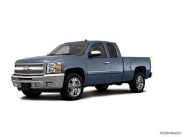 2013 Chevrolet Silverado 1500 4WD EXT CAB 143.5  LT in Cicero, New York