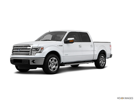 2013 Ford F-150 LARIAT in Pampa, Texas