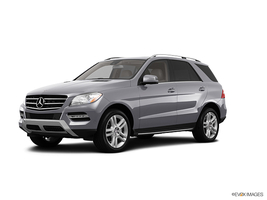 2013 Mercedes-Benz M-Class ML350 4MATIC in Lincolnwood, Illinois