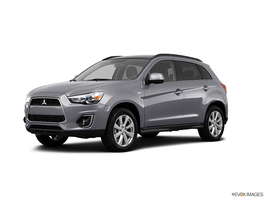 2013 Mitsubishi Outlander Sport AWD 4DR CVT LE in Cicero, New York