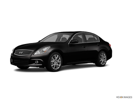 2013 Infiniti G37 RWD Sport Sedan with 6-Speed Manual Transmission in Charleston, South Carolina