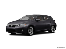 2013 Lexus CT 200h FWD 4DR HYBRID PREMIUM SP in Cicero, New York