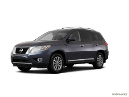 2013 Nissan Pathfinder SL 4X2 W/PREMIUM PACKAGE in Oklahoma City, Oklahoma