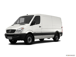 2013 Mercedes-Benz Sprinter Cargo Vans 2500 144 WB Cargo in Lincolnwood, Illinois