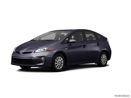 2013  Prius Plug In Advanced