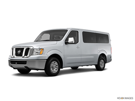 2013 Nissan NVP NV3500 HD SV in Skokie, Illinois