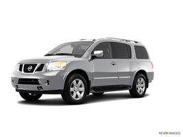 2013 Nissan Armada Platinum in Skokie, Illinois