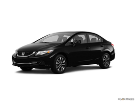 2013 Honda Civic Sdn EX in Newton, New Jersey