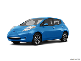 2013 Nissan LEAF SL in Skokie, Illinois