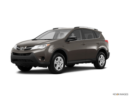 2013 Toyota RAV4 4WD LE in Cicero, New York
