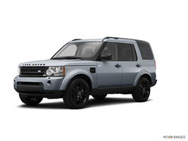 2013 Land Rover LR4 LUX in Austin, Texas