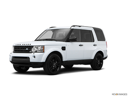 2013 Land Rover LR4 4WD 4dr LUX in Dallas, Texas