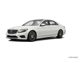 2015 Mercedes-Benz S-Class S550 in Wichita Falls, TX