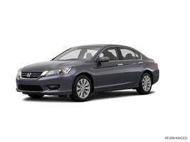 2015 Honda Accord Sedan 4dr I4 CVT EX-L PZEV in Newton, New Jersey