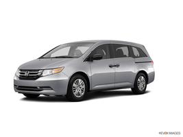 2015 Honda Odyssey 5dr LX in Newton, New Jersey