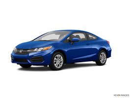 2015 Honda Civic Coupe 2dr CVT LX in Newton, New Jersey