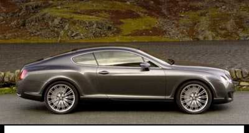 2008 Bentley Continental GT Speed  in Solon, Ohio