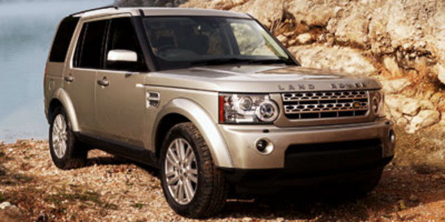 2010 Land Rover  LR4  LUX in Frisco, Texas